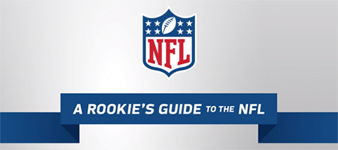 NFL   A ROOKIE'S GUIDE TO THE NFL
